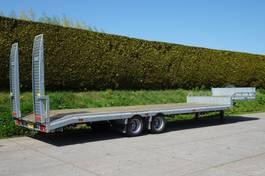 semi lowloader semi trailer Veldhuizen 14,0-tons Semi-dieplader oplegger 2018