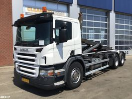 container truck Scania P420 Manual 2011