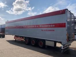 walking floor semi trailer Kraker CF-200 2019