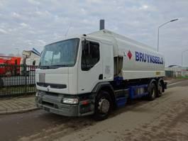 tank truck Renault PREMIUM 300 6X2 FUEL TANK / EURO 2 / 19000 LITER / 2002
