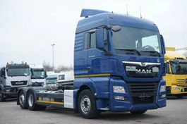 chassis cab truck MAN TGX 26.500 6x2 BDF XLX Intarder LGS 2017