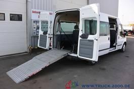 mpv car Ford Transit 125T300 Trend 9 Sitze & Rollstuhlrampe 2014