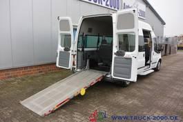 mpv car Ford Transit 125T300 9 Sitze & Rollstuhlrampe 1. Hand 2013
