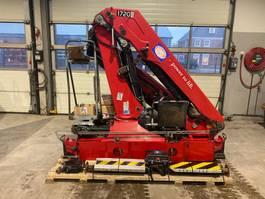 loader crane HMF 1720 K2 1720 K 2 2010