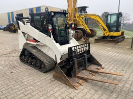 crawler loader Caterpillar 257 B 2 2008
