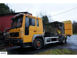 other construction machine Volvo FL250 4x2 Putebil. 2001