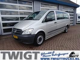 minivan - passenger coach car Mercedes-Benz Vito 113 CDI XL 9 Persoons Airco 2012