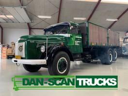 tipper truck > 7.5 t Volvo N86 6x2 Tipper 1972