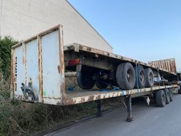 flatbed semi trailer Trailor SR  6x 1999