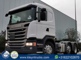cab over engine Scania G450 6x2 adr at 341tkm 2014