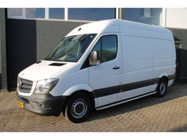 closed lcv Mercedes-Benz Sprinter 310 2.2 CDI L2H2 - Airco - Camera - WPL inrichting - € 13.950,- Ex. 2014