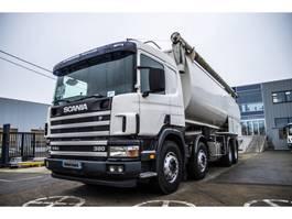 feed truck Scania P380 + ECOVRAC (6 comp.) 2004