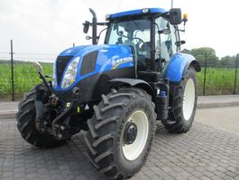 farm tractor New Holland T7.170 autocommand