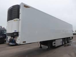 refrigerated semi trailer Pacton Carrier Vector Silentpack, LWB, BLumenbreit, 260 Hoch, BPW, Stang gelenk... 2007