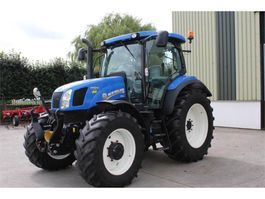 farm tractor New Holland T6.160 AUTOCOMMAND 2015