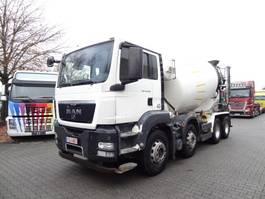 other trucks MAN TGS 32.360 8X4 BB INTERMIX IMI 9 2009