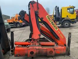 loader crane Palfinger PK12080 + 2 OUTRIGGERS PK12080 2000