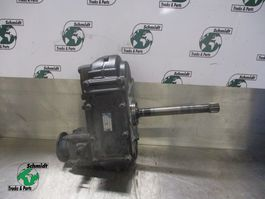 Hydraulic system truck part MAN TGS 81.38100-6806 / 9806 P.T.O NAS 10B