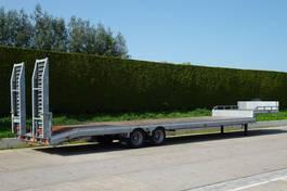 semi lowloader semi trailer Veldhuizen 17,0-tons Semi-dieplader oplegger 2020