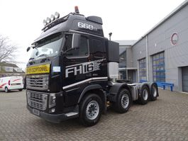 heavy duty tractorhead Volvo FH16 -660 / GLOBETROTTER XL / AUTOMATIC / RETARDER / NEW TIRES / SPECIAL TRAN... 2009