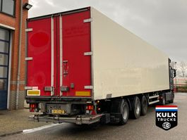 refrigerated semi trailer Van Eck UT-3B / CARRIER 1800 / 2008