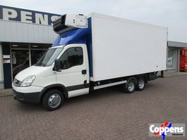 Kühl-Kleintransporter Iveco Daily 40 C 14t BE Clixtar Koel/Vries met laadklep EEV 7490kg 2011