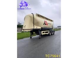 feed semi trailer SPITZER 1996