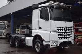 heavy duty tractorhead Mercedes-Benz Arocs 2658 Euro6, 6x4, Hydraulic, Retarder, Truckcenter Apeldoorn