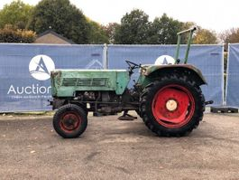 farm tractor Fendt Farmer 2 (marge) 1972
