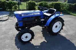 mini - compact - garden tractor Iseki TX155F
