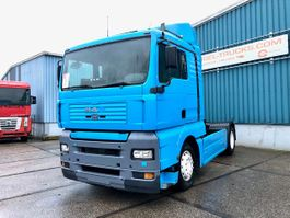 cab over engine MAN TGA 18.410 XL (MANUAL GEARBOX / EURO 3 / AIRCONDITIONING) 2004