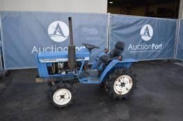 mini - compact - garden tractor Iseki TU1400