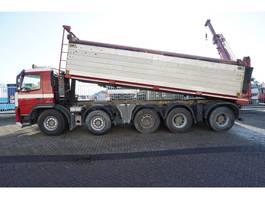 tipper truck > 7.5 t Terberg FM 2850 /400 10X4 TIPPER 2009