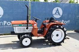 mini - compact - garden tractor Kubota B1702DT