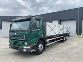 chassis cab truck Volvo FM 310 6X2 BDF-SYSTEM 136.000KM 2001