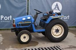 mini - compact - garden tractor Iseki Landhope TU167