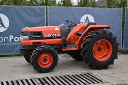 mini - compact - garden tractor Kubota GL33