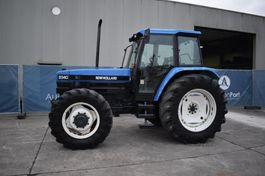 farm tractor New Holland 8340 1997