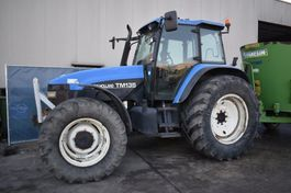 farm tractor New Holland TM135 2002