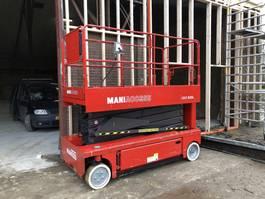 Scherenbühne auf Rädern Manitou 120 XEL Schaarhoogwerker Elektrisch