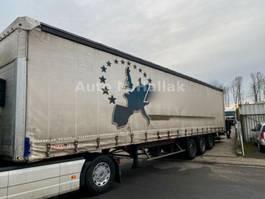 sliding curtain semi trailer Schmitz Cargobull Standard Tautliner / SAF / 2 x Liftachse Edscha