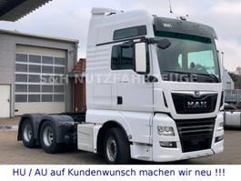 heavy duty tractorhead MAN TGX 28.500 6x2 EURO 6 RETARDER ACC 2017