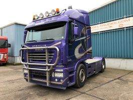 cab over engine Iveco STRALIS ACTIVE SPACE AS440S54T/P SHOW TRUCK (EURO 3 / RETARDER / AIRCOND... 2004