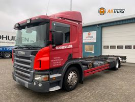 chassis cab truck Scania P230 Manual 2006