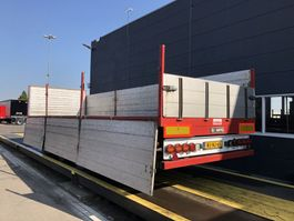 drop side full trailer GS AN 2400 2003