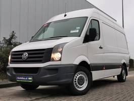 closed lcv Volkswagen Crafter 35 2.0 tdi 136 pk ac laadkl 2015