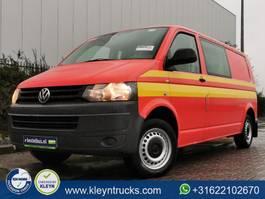 closed lcv Volkswagen Transporter 2.0 TDI l2 dc ac export! 2013
