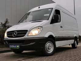closed lcv Mercedes-Benz Sprinter 313 2010