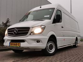 closed lcv Mercedes-Benz Sprinter 316 cdi xxl, l4h2, autom 2015