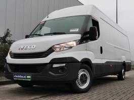 Kastenwagen Nutzfahrzeug Iveco Daily 35S12 l3h2 airco euro6 2017